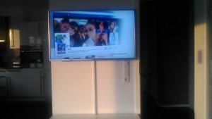 Installation von TV Geräten